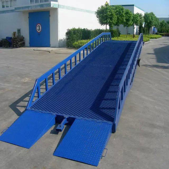 移动式装卸车平台