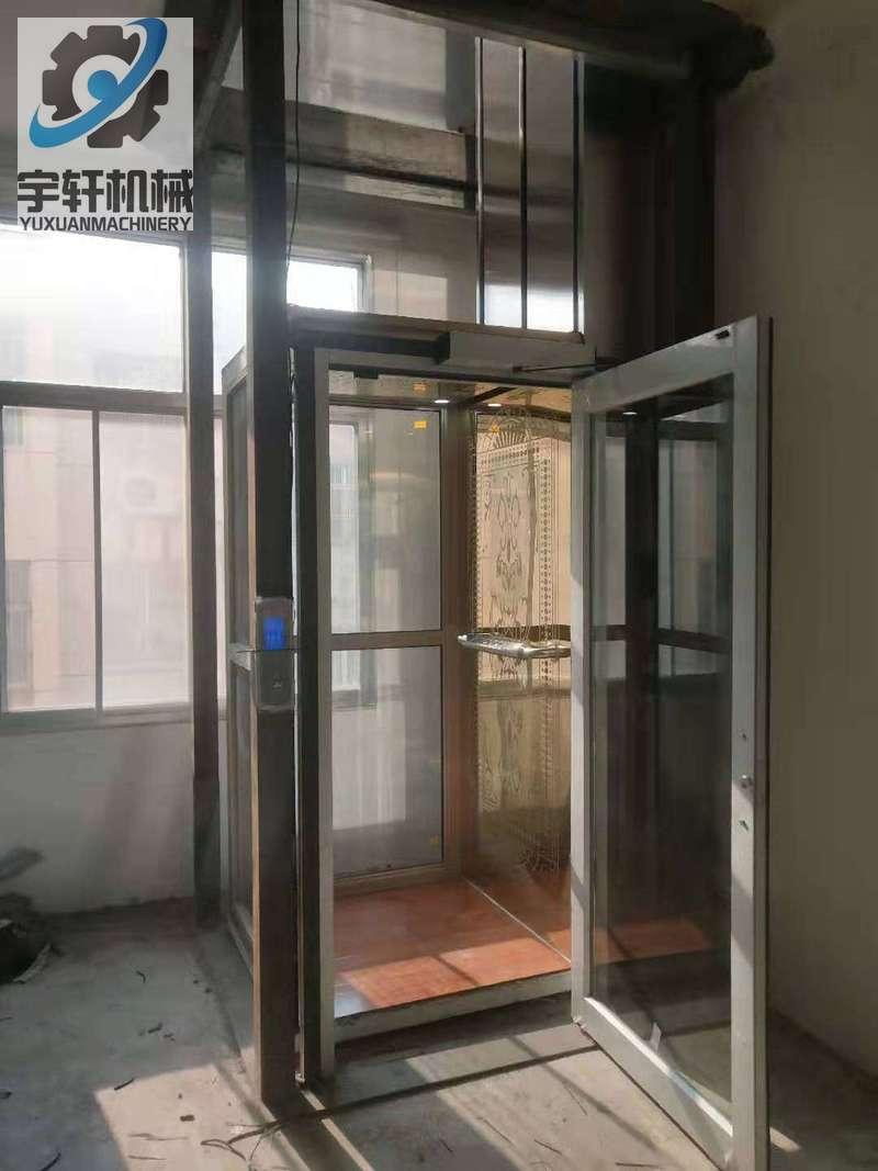 液压家用电梯